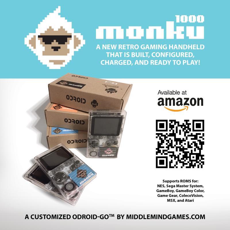 Monku1000 Retro Gaming Handheld – katia pouleva